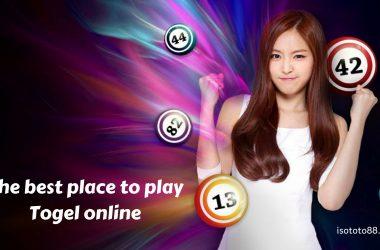 Play Togel Online